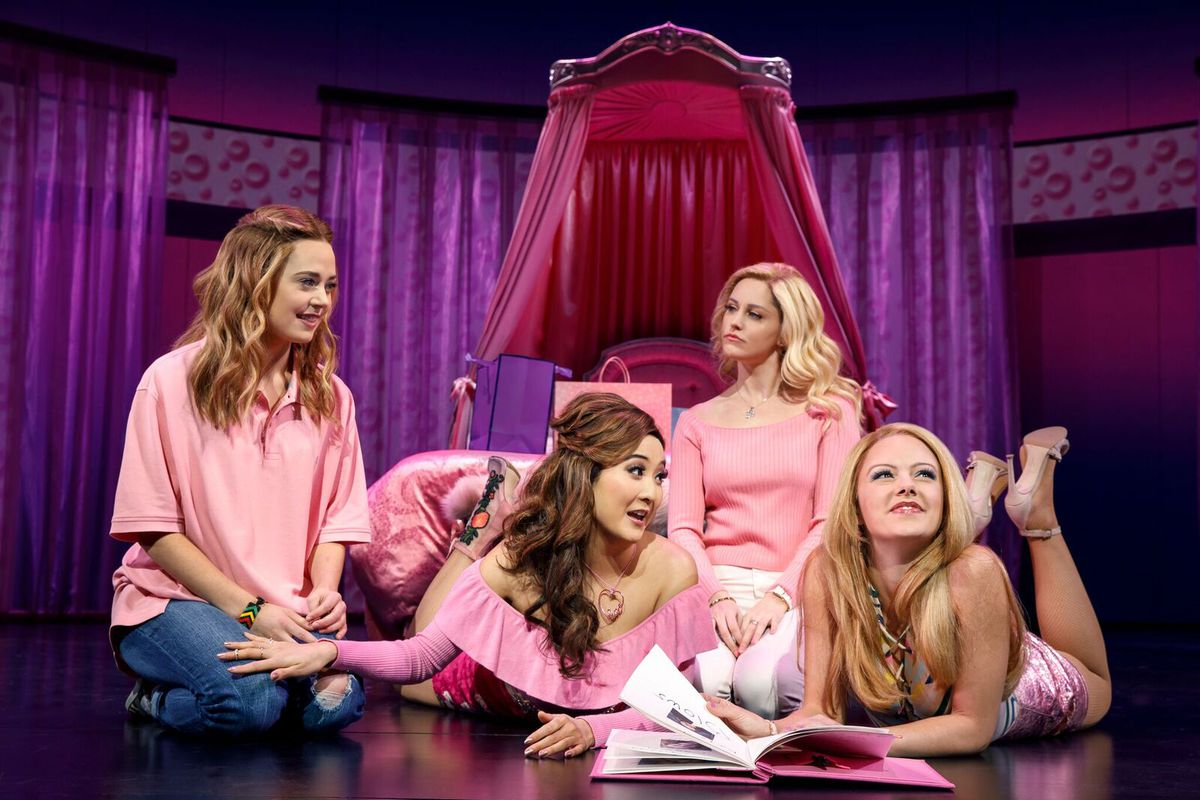 Mean Girls at Eccles Theater